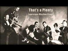 Louisiana Rhythm Kings - That's a Plenty (1929)