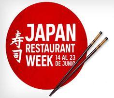 La Japan Restaurant Week se estrena en España !