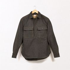 Best Made Company — The Wool Pullover