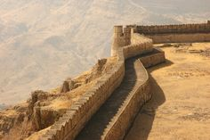 Shehrgarh fort sight to behold in Pakistan.