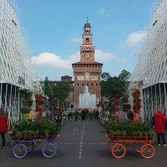 EXPO, Milan