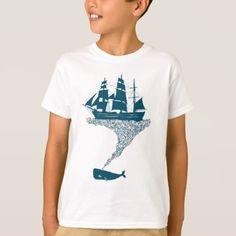 #Exhaling flotsam T-Shirt - #cool #kids #shirts #child #children #toddler #toddlers #kidsfashion