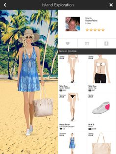 Covet Fashion - Island Exploration 5+