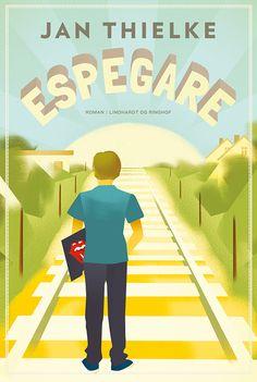Book Cover / Jan Thilke by Mikkel Henssel, via Behance