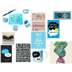 """""""fault in our stars"""" by forteau-lillie on Polyvore"""