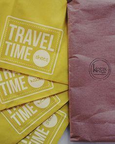 ¡Feliz lunes! ¿Ya vieron el regalito que nos llegó de @kooxbylula?  Son unas bolsas ecológicas perfectas para #viajar porque te ayudan a organizar tu maleta de manera divertida. ¡No podemos esperar para probarlas! ✈️ Búscalas en kooxbylula@gmail.com o @kooxbylula  #traveltime #shoebag #laundrybag #bolsasecologicas #savetheplanet