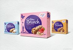Cadbury Brunch Bar on Behance