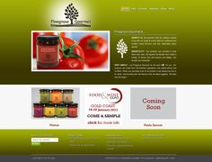 Pinegrove Gourmet - an ecommerce website to promote pestos and pasta sauces. -- Looking for a website like this? check out http://jwmcgregor.com
