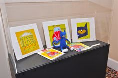 Artrospective: 25 Years of Decatur Arts Festival - Pete the Cat Showcase