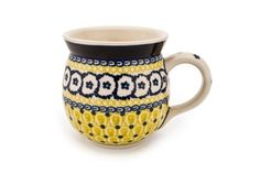 Polish Pottery Saffron Bubble Mug *** Don't get left behind, see this great product offer  : Bakeware