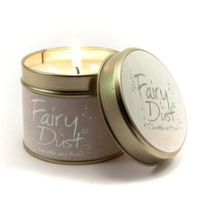 Invisible and True Of all our candles, this is our most popular. A difficult scent to describe; based on a fine fragrance, It& Powdery, Warm, Sparkly and Magical. In short- Fairy Dust! Tin Candles, Scented Candles, Candle Jars, Candle Holders, Yankee Candles, Candels, Glass Candle, Fairy Dust Candle, Candle Diffuser