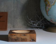 Low Profile Bowl // Reclaimed Old Growth Douglas by BlakeAvenue, $29.95