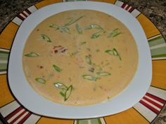 Shawna's Food and Recipe Blog: Roasted Corn and Chile Morita Cheddar Soup