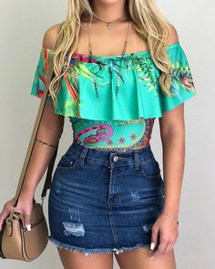 Trendy Ideas For Moda Outfits Fashion Shorts Teen Fashion Outfits, Girly Outfits, Cute Casual Outfits, Pretty Outfits, Teenage Outfits, Womens Fashion, Fashion Shorts, Feminine Style, Everyday Outfits