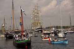 "Sail-In Parade ""Sail Amsterdam 2015"" [ Explored ] 