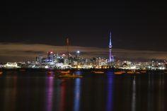 Those Auckland nights