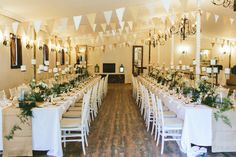 Boho Winter Wedding at Cranford Country Lodge by Andy & Szerdi Photography Reception Decorations, Table Decorations, Our Wedding, Dream Wedding, Dream Of Getting Married, Banquet Tables, Life Pictures, Great Rooms, Wedding Inspiration