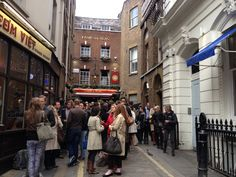 Lamb and Flag in Covent Garden, Greater London
