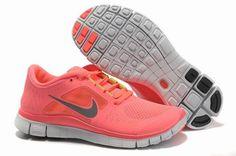 1bfa532dc60b Nike Free Run 3 Running Shoe Hot Punch Reflective Silver-Sol-Vol Running