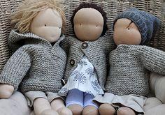 NATURKINDER: PuppenMITmacherei 2015 | Puppenpullover/Jacke