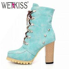 Spike Heel Booties |                             Spike Heel BootiesShoe Width: Medium(B,M)Platform Height: 0-3cmBoot Heig | Primary View | Sassy Posh
