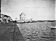 Thessaloniki, Macedonia, Greece, Sidewalk, Louvre, History, Building, Travel, Greece Country