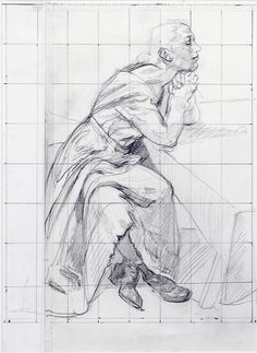 Paula Rego Drawing