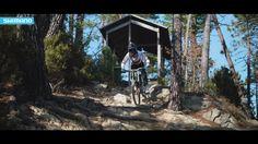 Another day of shredding in the life of Downhill World Champion Danny Hart.   VIDEO: http://snip.ly/d56k4?utm_content=buffer01ff0&utm_medium=social&utm_source=pinterest.com&utm_campaign=buffer.   #mountainbiking #downhill #mtb #dh #shredding #dannyhart #rideshimano