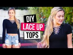 lace up tape clothing - Google Search