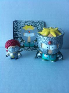 2011 KIDROBOT SOUTH PARK ACTION FIGURE - PROFESSOR CHAOS ?/?? #actionfigure