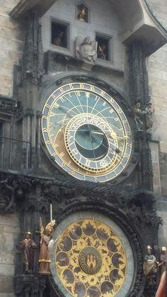 Orloj - Praga | República Tcheca