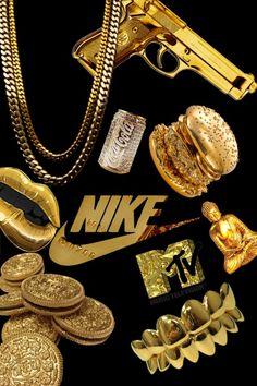 NikeXGoldXMTV  @BlackDiamond