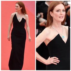 Julianne Moore Breaks Two Redhead Fashion Myths Redhead Fashion, Julianne Moore, Red Carpet Looks, Formal Dresses, Dresses For Formal, Gowns
