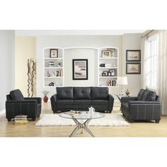 Free Shipping when you buy Woodbridge Home Designs Dwyer Living Room Collection at Wayfair - Great Deals on all Furniture products with the best selection to choose from!