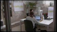 Certicalia en sus comienzos en Aragon Tv http://www.certicalia.com/