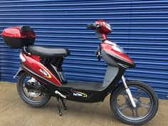 2015 Model Road Legal Electric Scooter/Moped/Bike with 36V Litthium battery | eBay