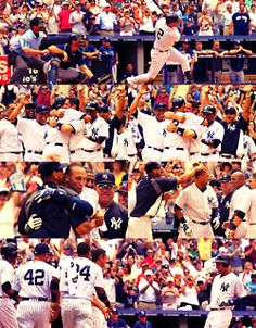 One of the best days ever as Jeter fan!