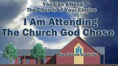 The churches of Christ We are undenominational and have no central headquarters or president. The head of the church is none other than Jesus Christ himself (Ephesians 1:22-23).     Each congregation of the churches of Christ is autonomous, and it is the Word of God that unites us into One Faith (Ephesians 4:3-6). We follow the teachings of Jesus Christ and his holy Apostles, and not the teachings of man. We are Christians only!