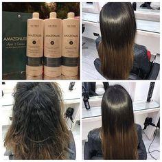 Amazonliss. Before and after. Learn more: www.nutreecosmetics.com #nutreecosmetics #nutreeprofessional #amazonliss #nutreeusa #keratin#keratintreatment#keratincomplex#keratinhair #keratinstraightening#keratinbotox#keratinblowout #hairstyle #goodbyefrizz #keratinstraightening #hairstraightening #brazilianblowout #brazilianhair #antifrizz #smoothingsystem #smoothhair #globalkeratin #brazilianblowdry #straighthair #kerastraight #hairtreatment #haircare #nofrizz #smoothingtreatment…