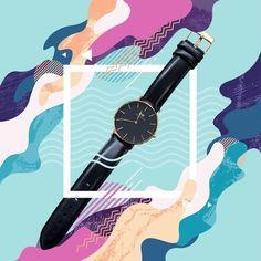 I'm doing a partnership with @danielwellington ! Use code QUIXOTIC for 15% off their beautiful watches :) #danielwellington //  (Photo via IG: meghancloud)