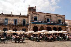 Old Havana by The Globetrotting photographer, via Flickr