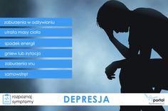 Jakie są oznaki depresji? Warto wiedzieć! #zdrowie #depresja #symptomy #uwaga