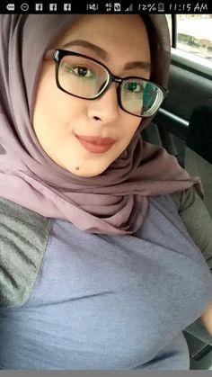 Beautiful Hijab, Yuu, Boobs, Fashion, Moda, Fashion Styles, Fasion
