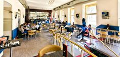 Cafe Stein in Wien Restaurant Bar, Vienna, Restaurants, Conference Room, Places, Furniture, Home Decor, Stones, Decoration Home