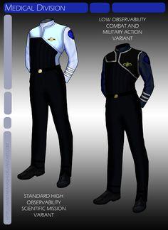 Star trek Medical concept