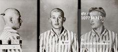 News Photo : Auschwitz Mugshot Mugshot of prisoner 60287...