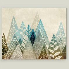 Fun Indie Art from BoomBoomPrints.com! https://www.boomboomprints.com/Product/rosebudstudio/Mountain_Tops/Art_Prints/8x10_Print/