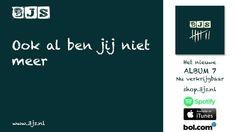 12. 3JS - Dan Ben Jij Weer Hier (Lyric Video)