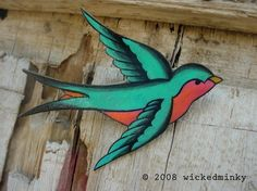 jerry sailor bird jewelry