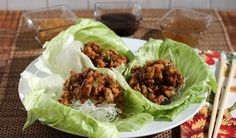 | P.F. Chang's Chicken Lettuce Wraps